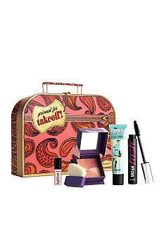 Benefit Cosmetics Primed for Takeoff Best of Benefit Makeup Set #belk #beauty