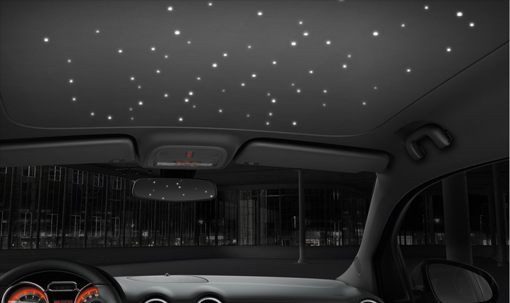 Under the stars ... ADAM is among us: http://www.opel.com/microsite/adam/#/country