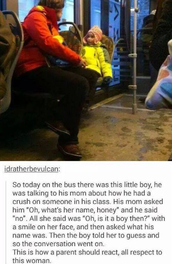 THIS IS HOW YOU HANDLE GAY ISSUES WITH KIDS: don't do anything at all. Being gay is normal, being gay is common, being gay is ok. This is what we need to teach our kids.