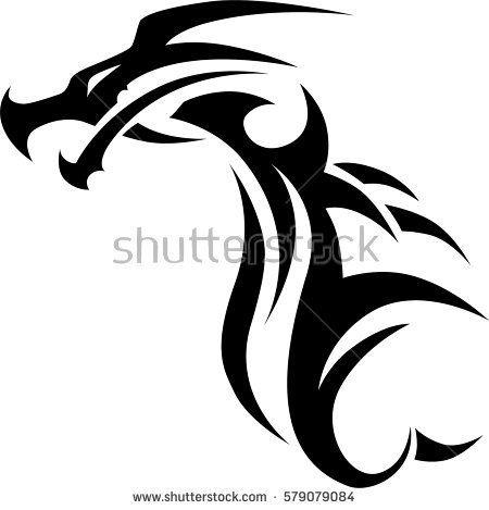 tribal tattoo design.
