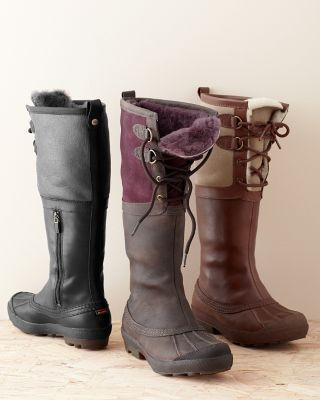 UGG® Belcloud Duck Boots.  Umm, I could certainly use these!!