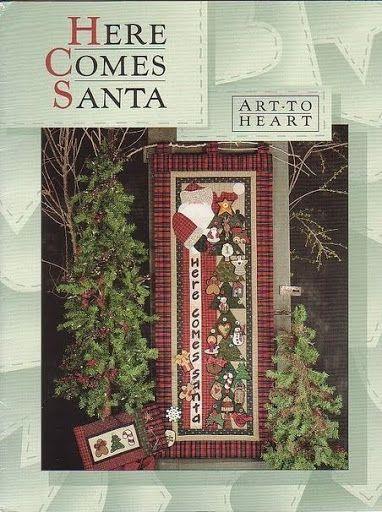 art to heart here comes santa - rosotali roso - Picasa Web Album