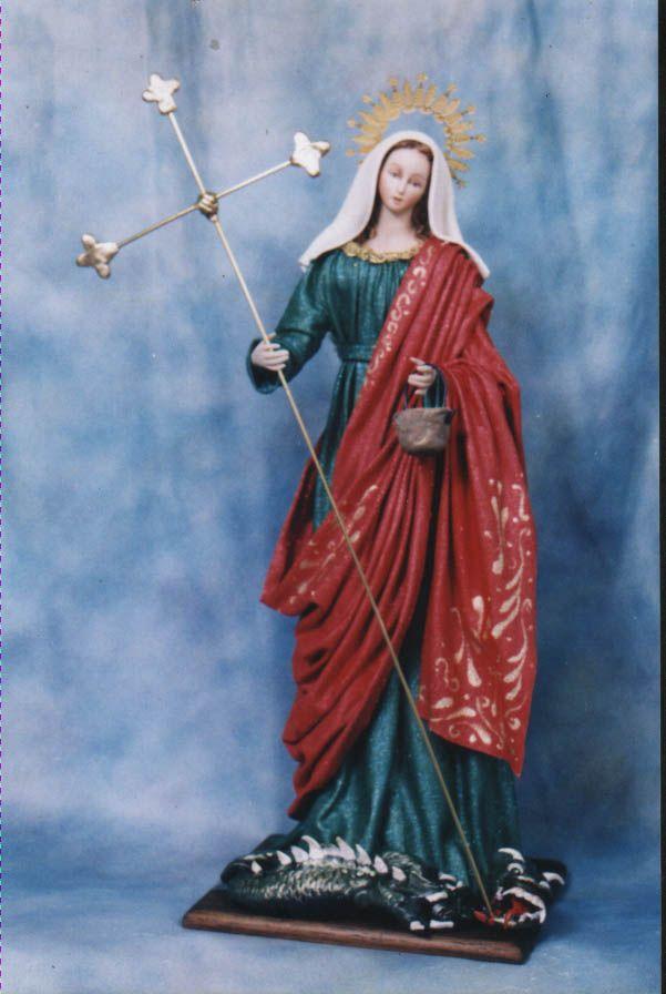 Santa Marta de Betania oracionescatolicasymas.blogspot.mx