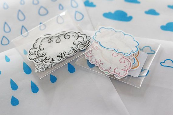 Dissolving thought bubbles notes  Unload by MotivationalTattoo