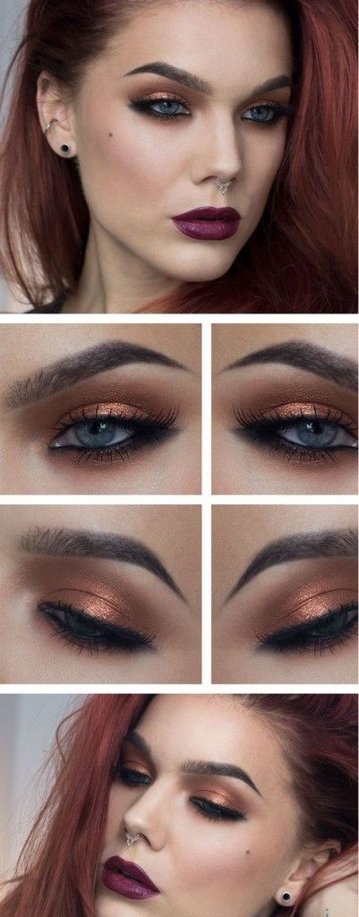 How To Makeup If You Are Red Hair
