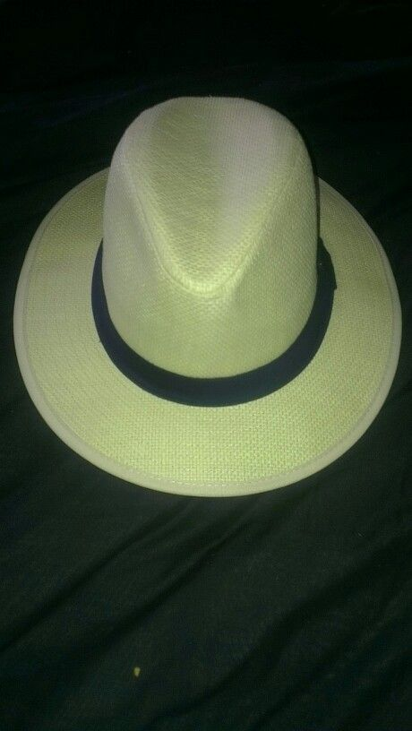 Panama hat...ahhh yes i think so... #summeressential