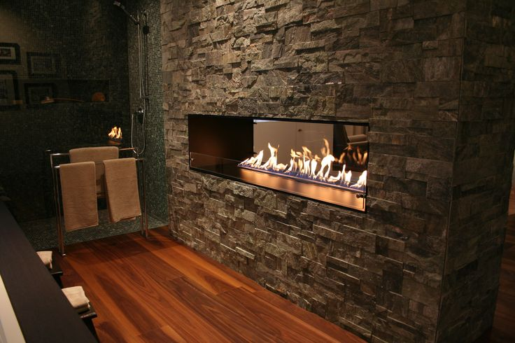 Montreal from @DecoflameApsDk. Fireplace, bioethanol, pejse