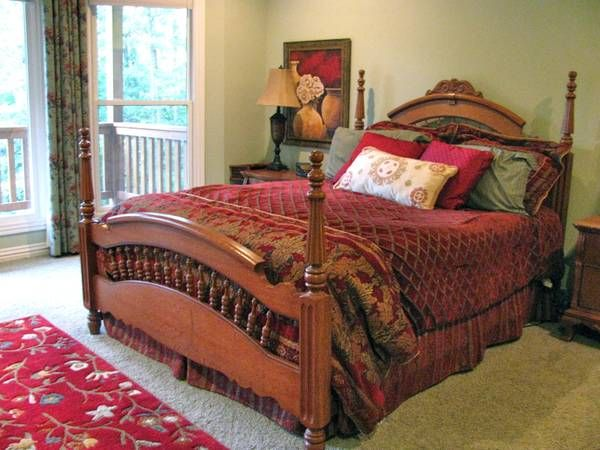 Lexington Victorian Sampler Collection Queen Spindle Bed Furniture I Sell Pinterest Beds