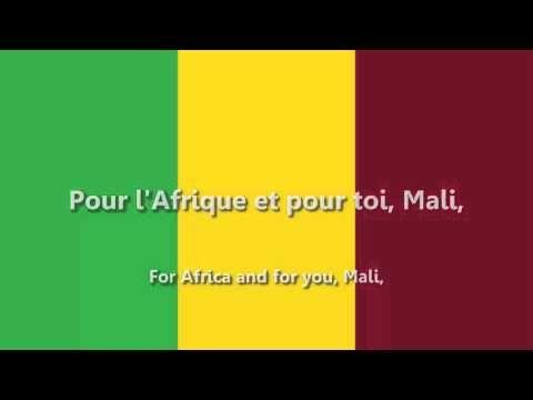Mali - National Anthem - Le Mali (ACAPPELLA VERSION)