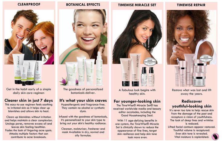 Mary Kay has skin care for everyone! :) get yours today at www.marykay.com/suhaygarcia