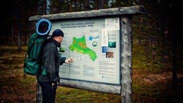 フィンランドのラップランド ‐ その不毛で美しい自然の景観には人を惹きつけてやまない魅力があります