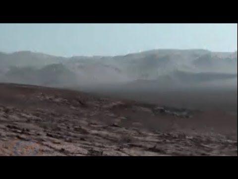 La Nasa diffonde sensazionali immagini di Marte:sembra la Terra