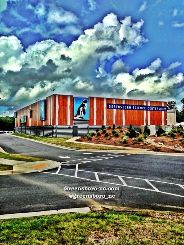Greensboro Science Center Science Museum Aquarium Zoo