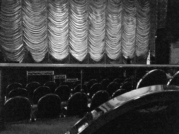 #autrookie 2015 at the St James theatre