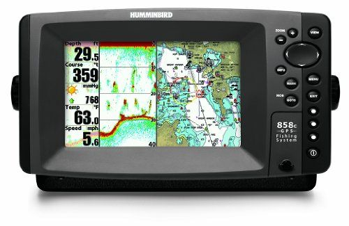 Humminbird 858c Combo 7-Inch Waterproof Marine GPS and Chartplotter with Sounder at http://suliaszone.com/humminbird-858c-combo-7-inch-waterproof-marine-gps-and-chartplotter-with-sounder/