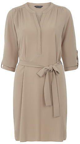 Dorothy Perkins I Tall stone shirt dress
