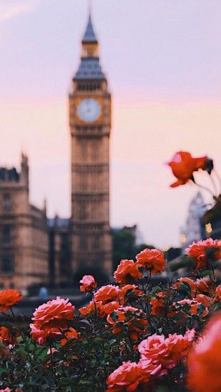 raindropsonroses-65: Spring time in London (iPhone Wallpapers)