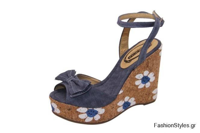 Πλατφόρμες Dexim άνοιξη καλοκαίρι 2013 | FashionStyles.gr