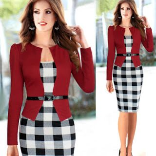 BUY N SMILE: one pieces ladies gown and jacket (6,000)