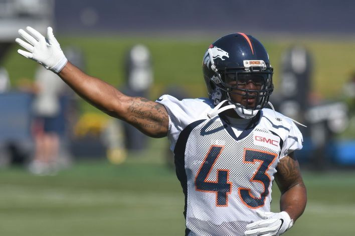 T.J. Ward lands with the Buccaneers on a 1-year deal