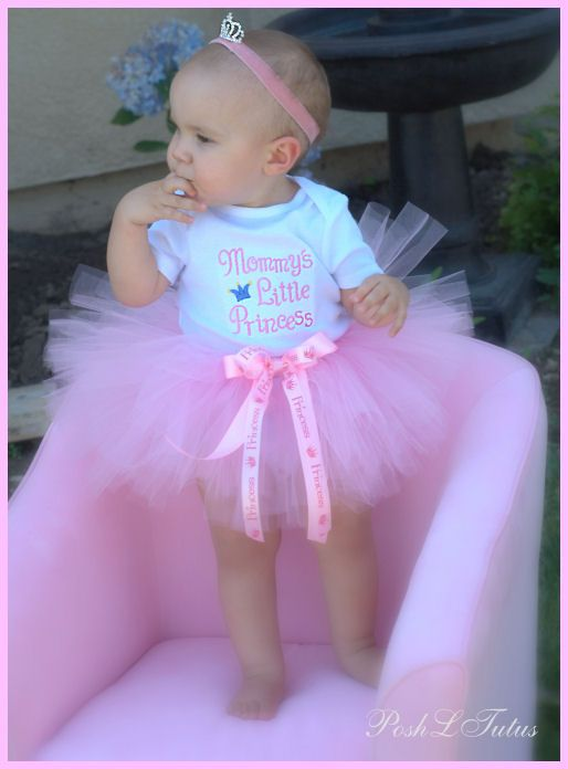 Omg love the onesie...& I need that princess crown headband for my little princess!!