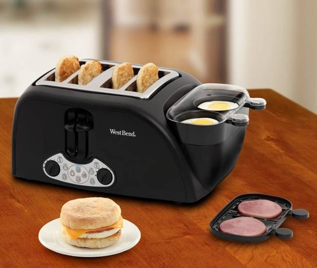 Egg and Muffin Toaster – For A Total Breakfast Delight,