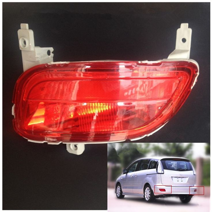 82.56$  Watch now - http://alif7j.worldwells.pw/go.php?t=32764344002 - Best Quality Rear External Lights Fog Lamp Bumper Reflector Lamp For Mazda 5 OEM:CD85-51-660/CD85-51-650  82.56$