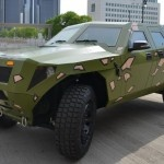 U.S. Army Previews FED Beta Hybrid Vehicle  About time   If the armed forces are getting it, when are the Repubs ?