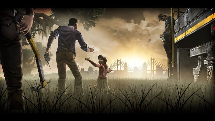 'The Walking Dead: The Telltale Series' Twitch Stream – Day Four – www.nsgamer.com