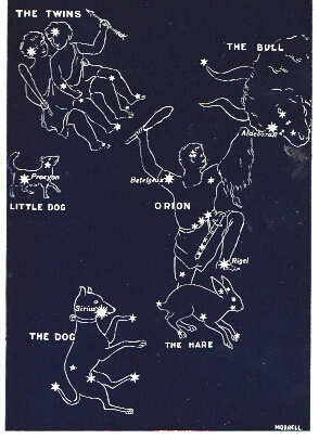navajo astronomy scorpion - photo #12