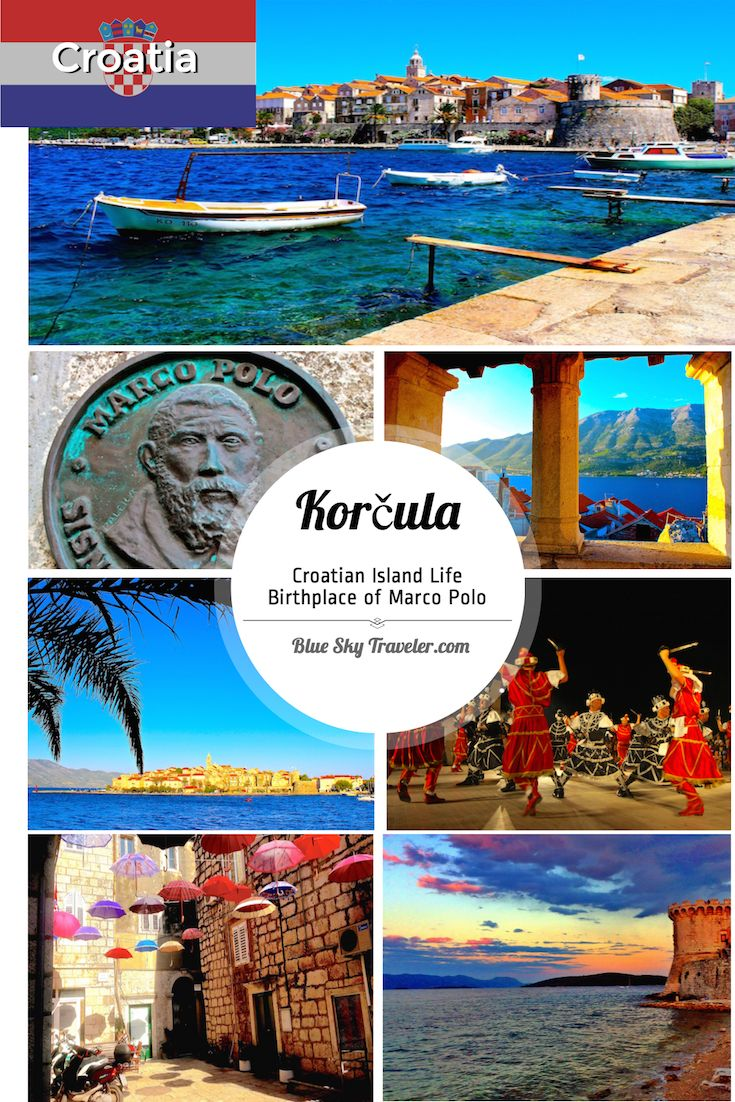 Don t travel read only one page st augustine rovinj croatia - Kor Ula A Beautiful Medieval Town In The Adriatic Is A Favorite Destination To Soak