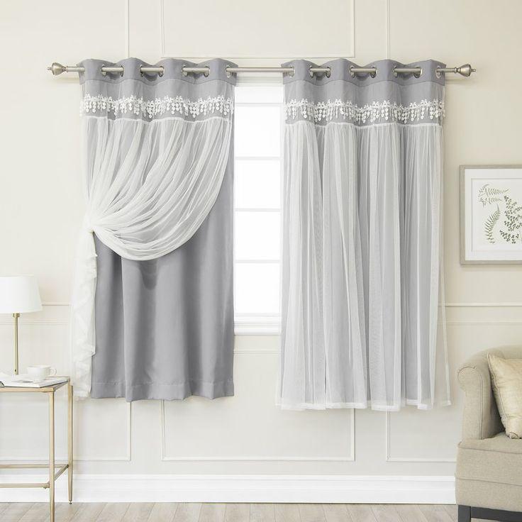 Die besten 25+ Vorhang verdunkelung Ideen auf Pinterest Rollo - glastür badezimmer blickdicht