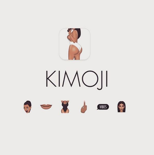 Kim Kardashian's Emoji App Is Making About $1 Million Per Minute