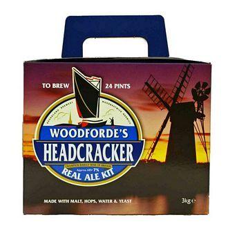 Woodfordes Headcracker Homebrew Beer Kit -Homebrew supplies online.