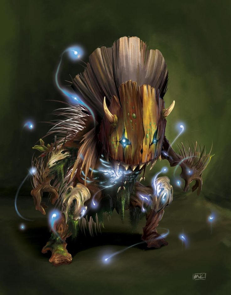 Creature Concept from Kingdoms of Amalur: Reckoning