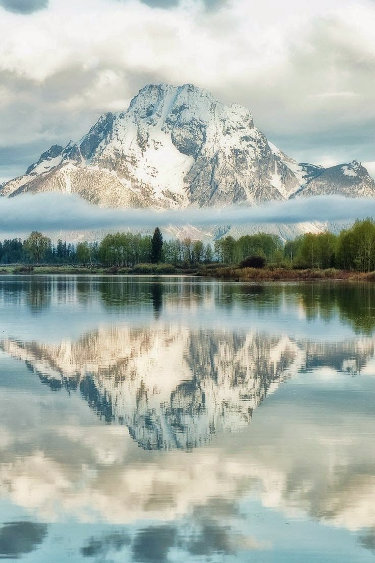 Oxbow - Grand Teton National Park, Wyoming