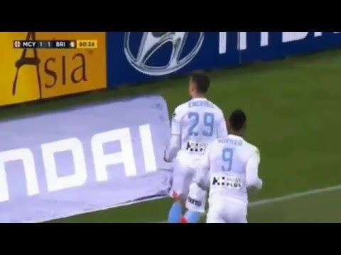 Anthony Caceres Goal ● Melbourne City vs Brisbane Roar FC ● Australian A-League 18/03/2016 - YouTube  #anthonycaceres #footballer #melbournecity #manchestercity #29 #Australian #uruguayan