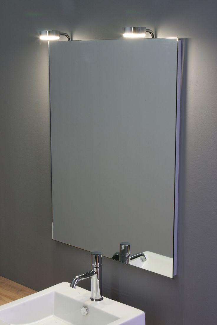 led spiegelleuchte dribb spiegelleuchten pinterest sch ne badezimmer badezimmer und wohnen. Black Bedroom Furniture Sets. Home Design Ideas