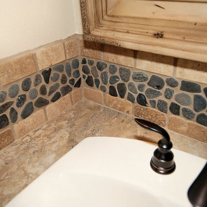The 119 Best Images About Backsplash Ideas Pebble And