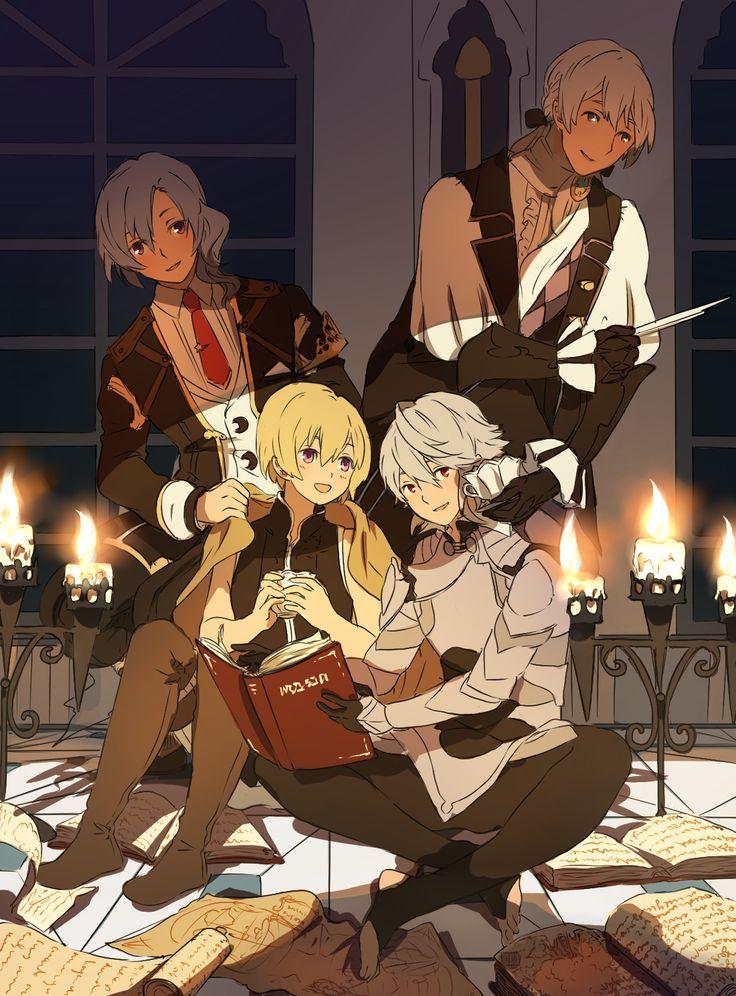 Rune Factory 4/Fire Emblem Fates by Ai-Wa
