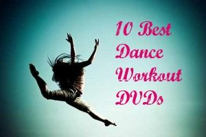 10 of our favorite dance workout DVDs!