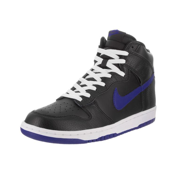 Nike Men's Dunk High Top Basketball Shoe