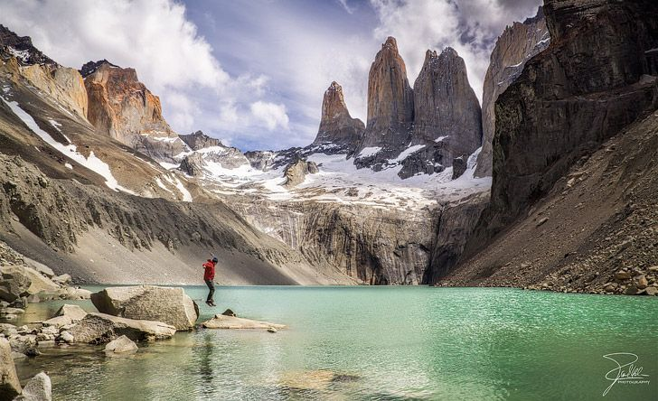 "The Torres del Paine ""W"" Circuit (25 Best Hikes in the World)."