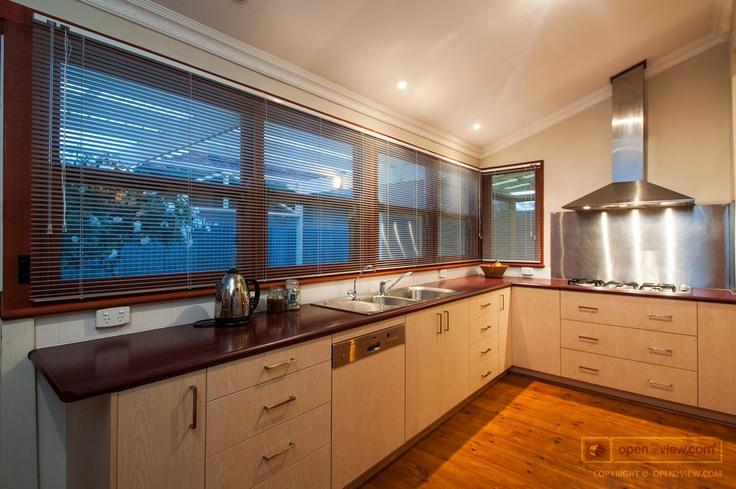Parkholme's kitchen