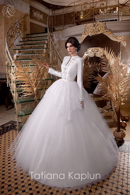 Tatiana Kaplun Bridal - Envie Blanc Collection #tznius
