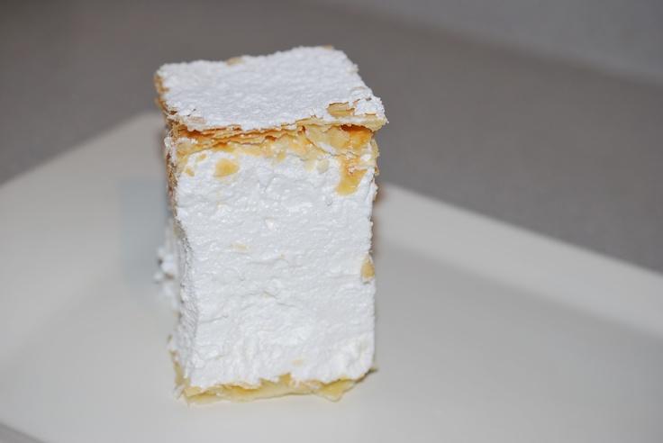 Shampita - delicious meringue dessert  www.jadrankapastries.com