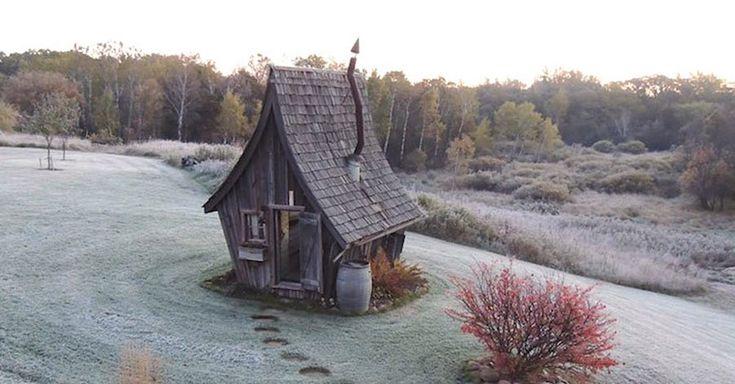 Oltre 25 fantastiche idee su case rustiche su pinterest for Case che sembrano castelli