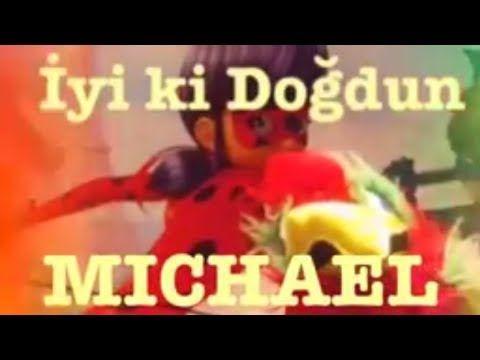 İyi ki Doğdun MICHAEL :) Komik Doğum günü Mesajı  Happy Birthday MICHAEL...