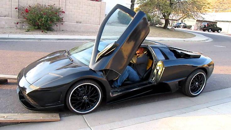 "Lamborghini Replica for sale, ""Replica"", Kit Car | Robert Ward of Rob's ..."