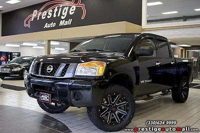 awesome 2008 Nissan Titan PRO-4X - For Sale